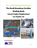 Nort Broadway Corridor document cover